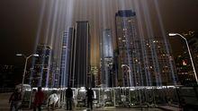 Ground Zero: Ort der Trauer und Baustelle zugleich