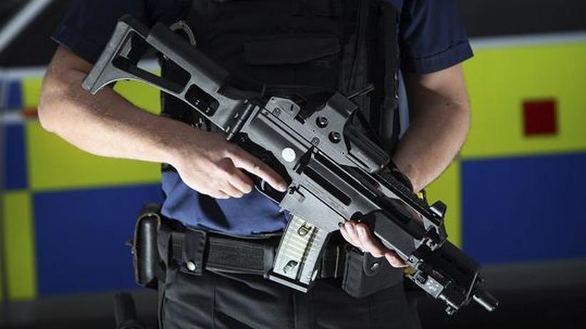 Waffenlieferungen: Deutsche Gewehre sollen seit Jahren in Libyen sein