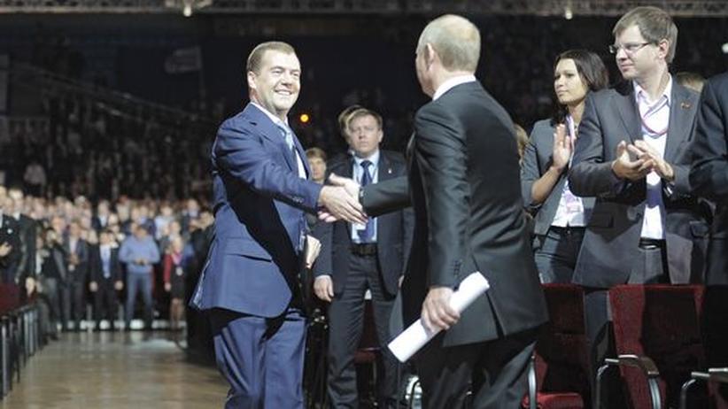 Machtwechsel: Russlands Opposition fürchtet Jahre der Stagnation