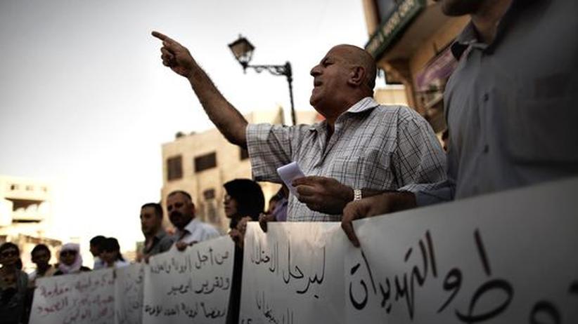 Dichter Ghassan Zaqtan: Ausbruch aus  dem Labyrinth