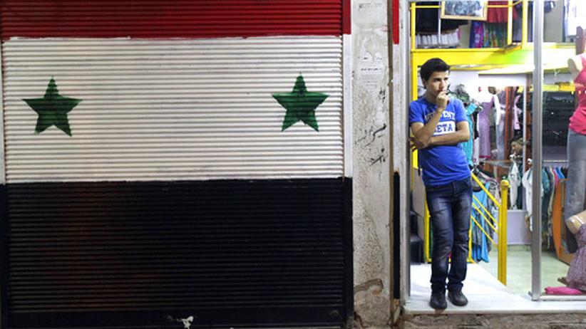 Aufstand in Syrien: Bitte keine Luftangriffe!