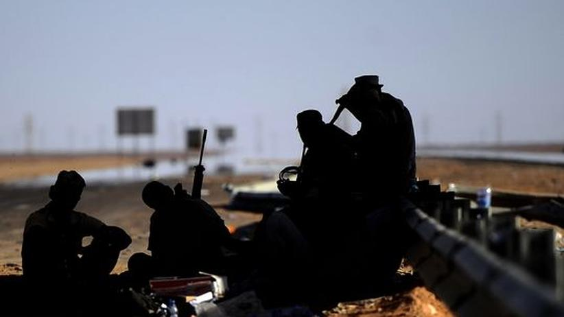 Libyen: Rebellen verlängern angeblich Ultimatum für Gadhafi
