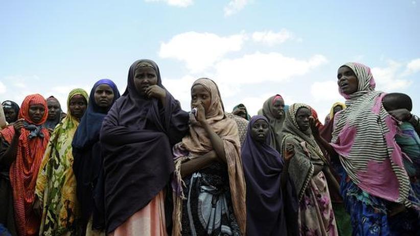 Hungerkatastrophe in Ostafrika: UN sieht nun auch Hungersnot in Somalias Süden