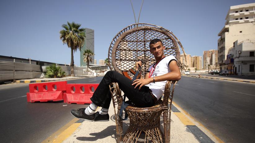 Libyen: Wie die Rebellen den Frieden organisieren