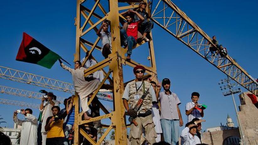 Arabische Umbrüche: Keine neuen Hegemonen mehr!