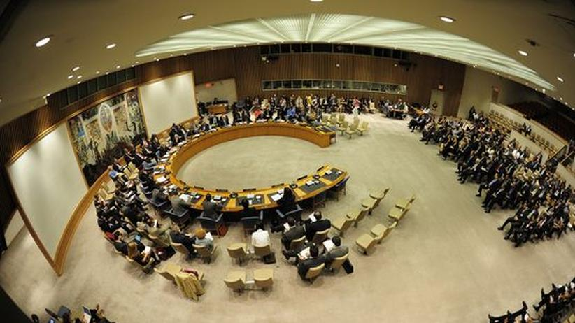 UN-Sicherheitsrat: Neuer Resolutionsversuch gegen Assad