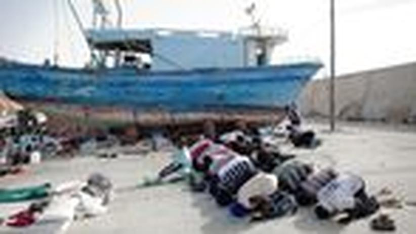 Nach der Revolte: Die gepeinigten Migranten Libyens