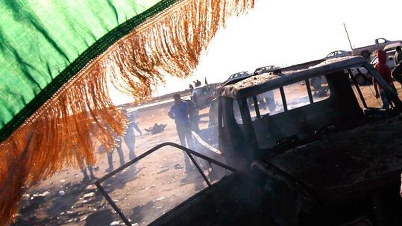 Libyen: Dieser Krieg war gerecht