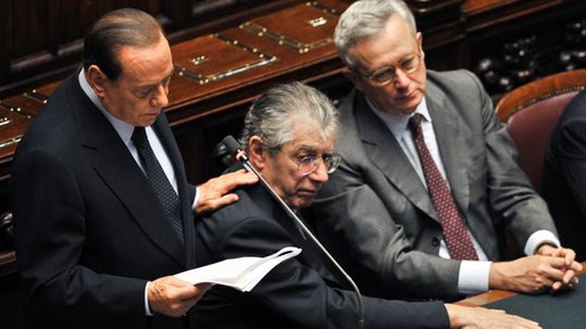 Vertrauensfrage: Berlusconi hofft auf Vertrauensbeweis