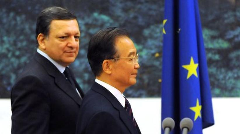 Euro-Krise: Die EU ist für China unverzichtbar