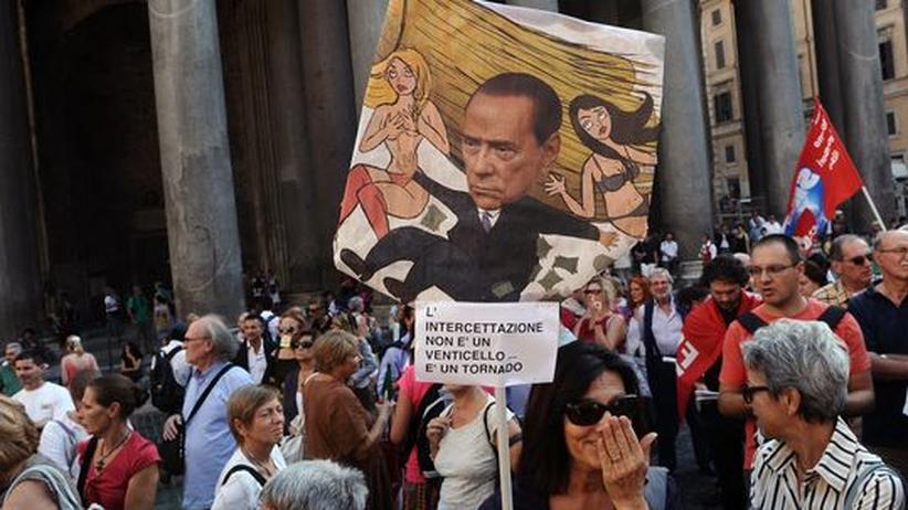 Italien: Die letzten Zuckungen des Berlusconismus