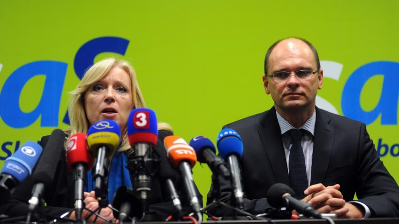 EFSF-Erweiterung: Slowakische Regierung kämpft um Ja zum Rettungsschirm