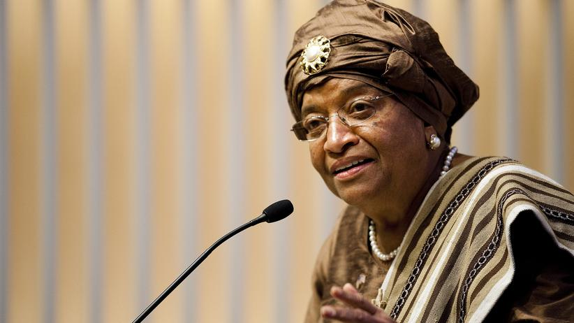 Nobelpreis: Liberias Friedensstifterin
