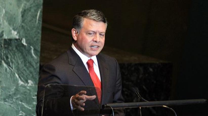 Nahost: Jordaniens König tauscht Regierung aus