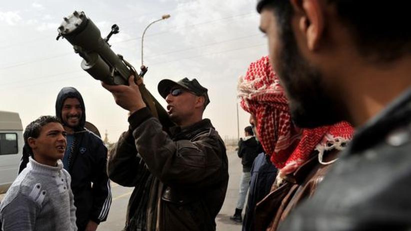 Libysche Waffen: Nato warnt vor Anschlägen mit vermissten Raketen