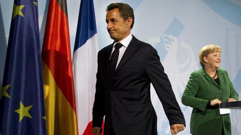 Euro-Krise: Zwischen Frankreich und Deutschland gärt es