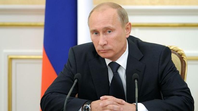 Russland: Putin plant Eurasische Union