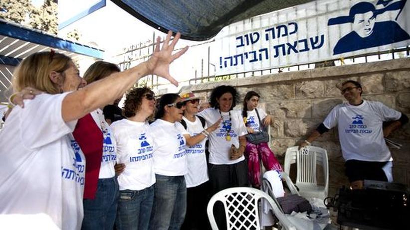Gilad Schalit: Warum Israel heute jubelt