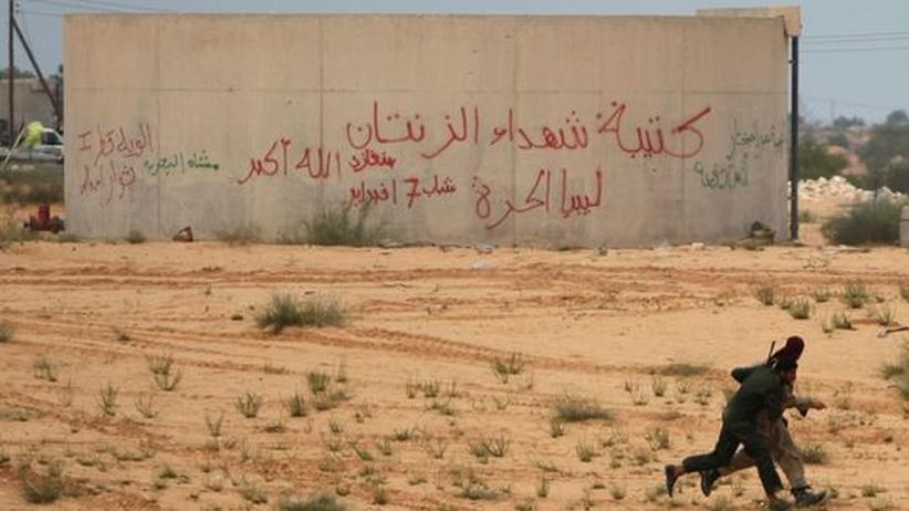 Krieg in Libyen: Rotes Kreuz berichtet von katastrophalen Zuständen in Sirte