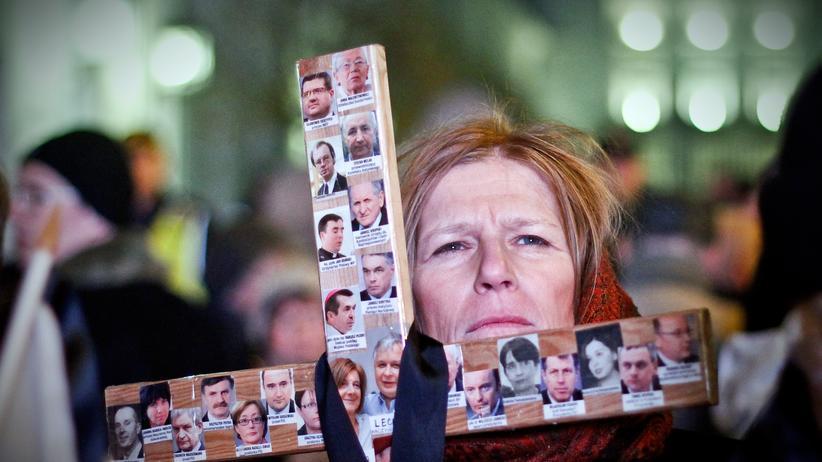Wahl in Polen: Ein Trauernder geht in die Politik