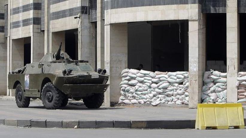 Assad-Regime: Syrische Armee nimmt Hochburg der Deserteure ein