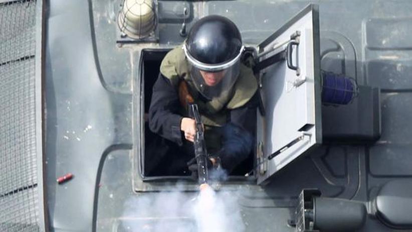 Amnesty International: Arabische Regime erhielten Waffen auch aus Deutschland
