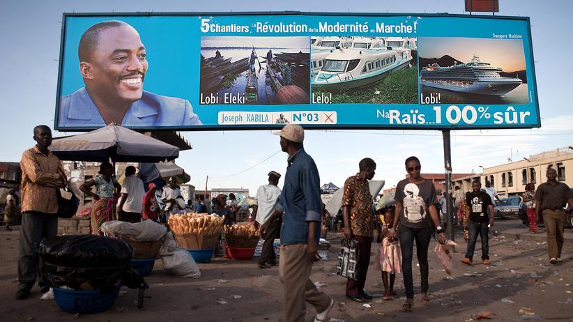 Wahlen: Demokratie-Experiment im Kongo