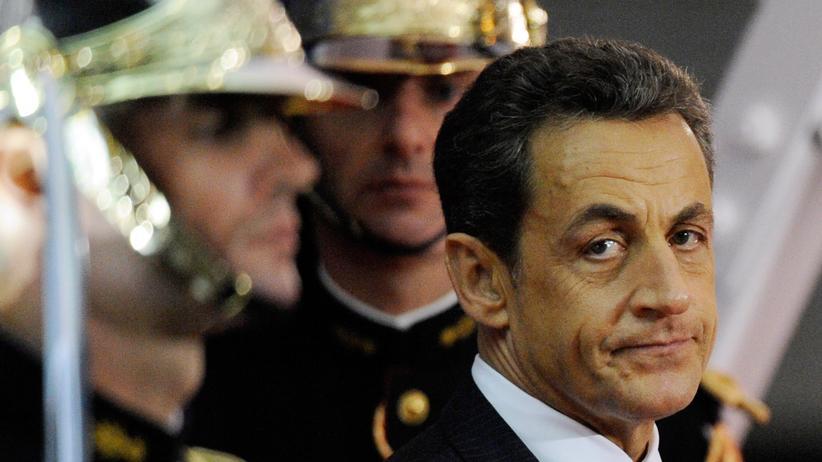 Frankreich: Sarkozy – ein Präsident, der aus der Rolle fällt