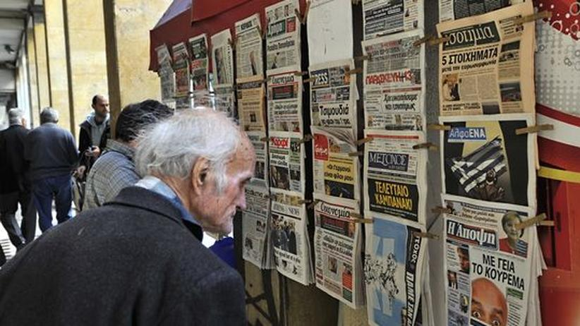 Griechenlandkrise: Bremsen, durchziehen – oder alles neu machen