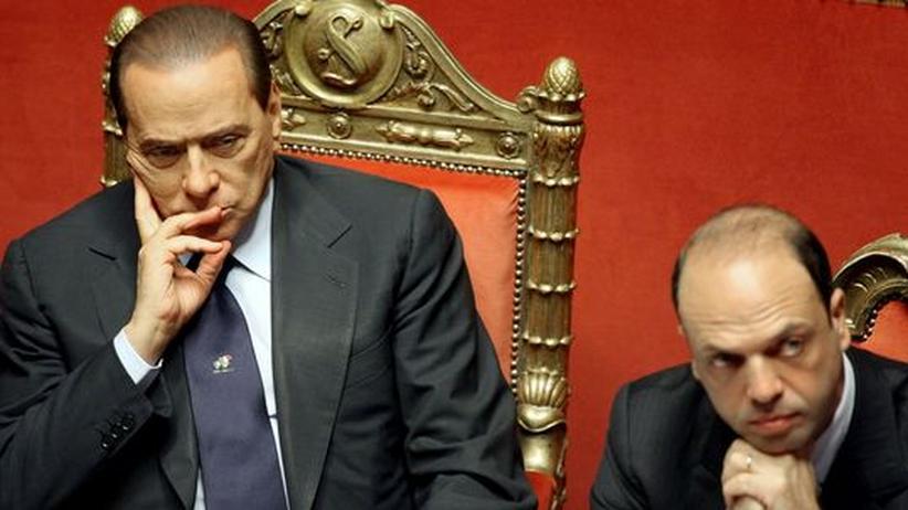 "Italien: Berlusconi fühlt sich nach Amtsverzicht ""erleichtert"""