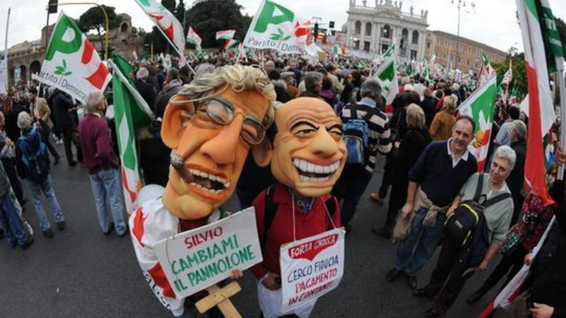 Nach Berlusconi: Ohne ihn