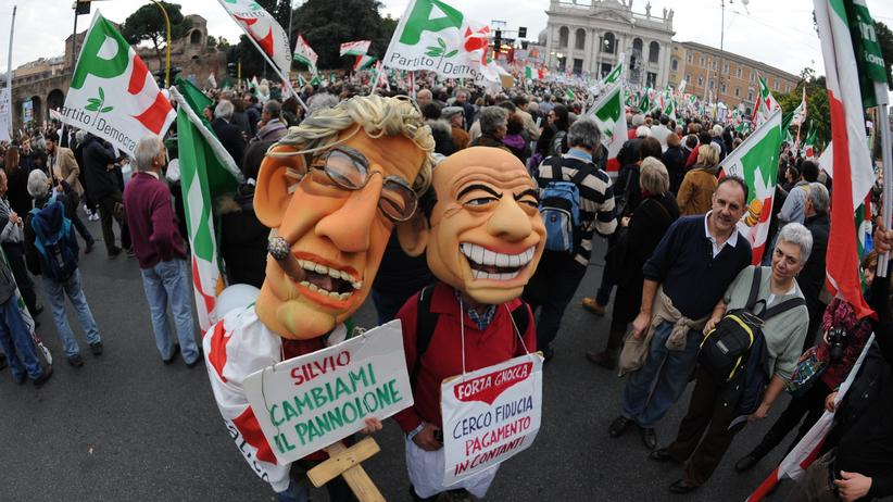 Nach Berlusconi: Das andere Italien