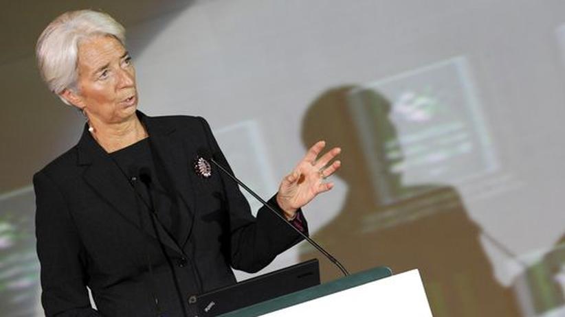 """Euro-Krise: IWF-Chefin warnt vor einem """"verlorenen Jahrzehnt"""""""