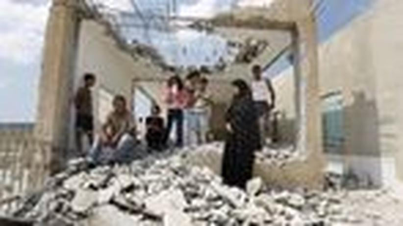 Nahost-Konflikt: Ein Geschäftsmann will Ostjerusalem jüdisch machen