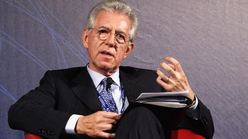 Italien: Mario Monti, Italiens letzte Hoffnung