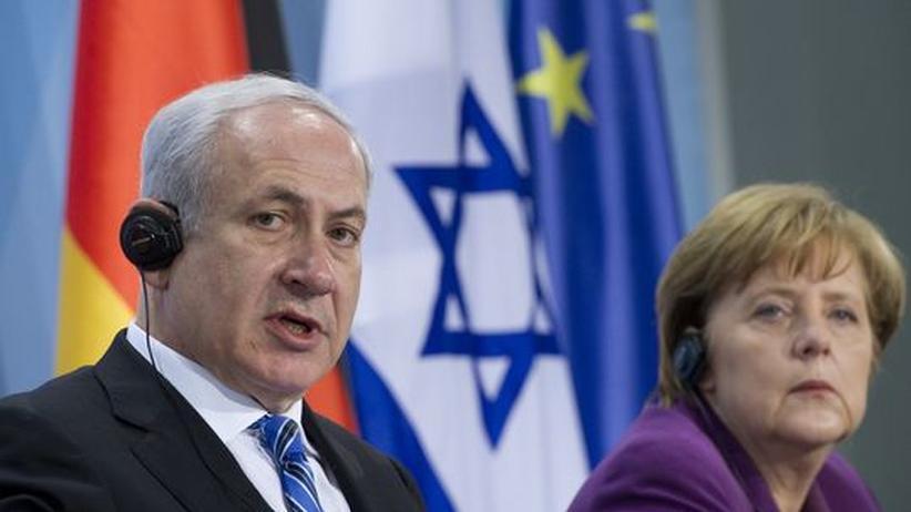 Israel-Politik: An den Grenzen der Freundschaft