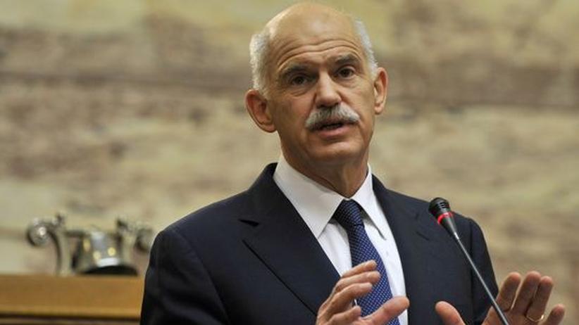 Griechenlandkrise: Papandreou und seine Gegner schachern um die Notregierung