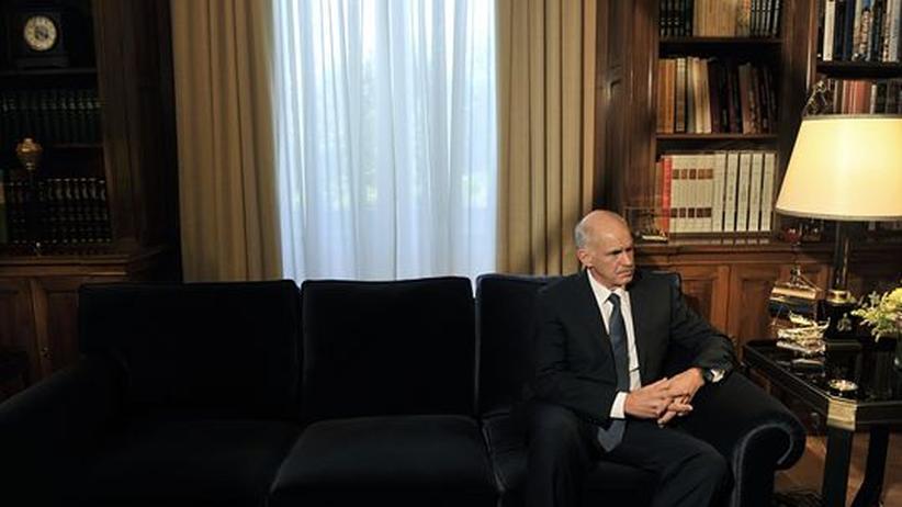 Regierungskrise: Die griechische Hängepartie geht weiter