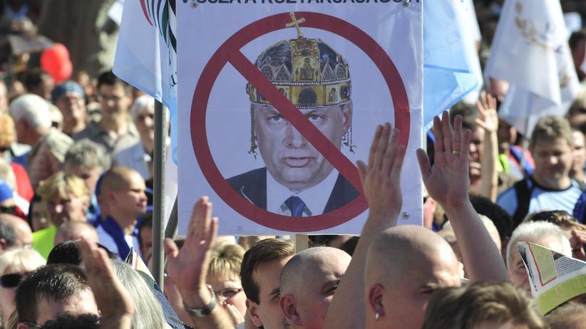 Ungarn: Ungarns Widerstand im Staatsapparat