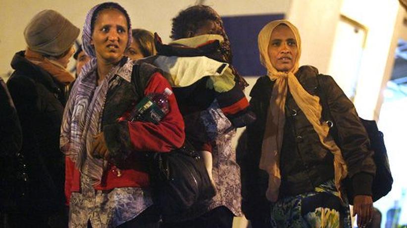 Flüchtlinge: Die Verlorenen