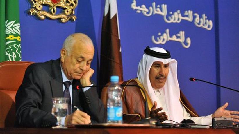 Ultimatum: Arabische Liga gibt Syrien noch drei Tage