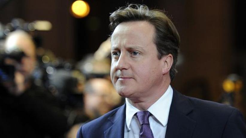 Großbritannien: Schottland und Wales kritisieren Camerons Veto