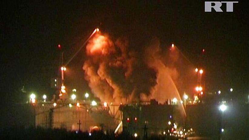 Russland: Feuer auf russischem Atom-U-Boot gelöscht