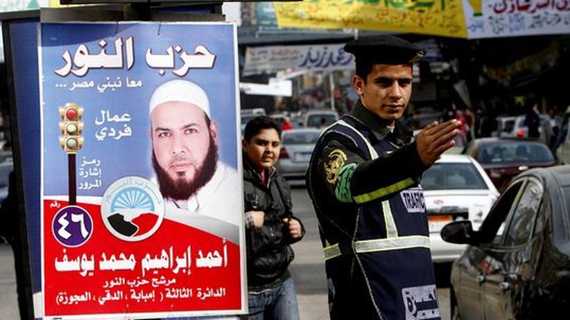 Ägypten: Ein Kreuzchen bei Allahs Piratenpartei