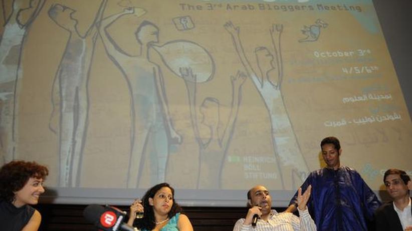 Arabischer Frühling: Ägyptischer Blogger wird aus Haft entlassen