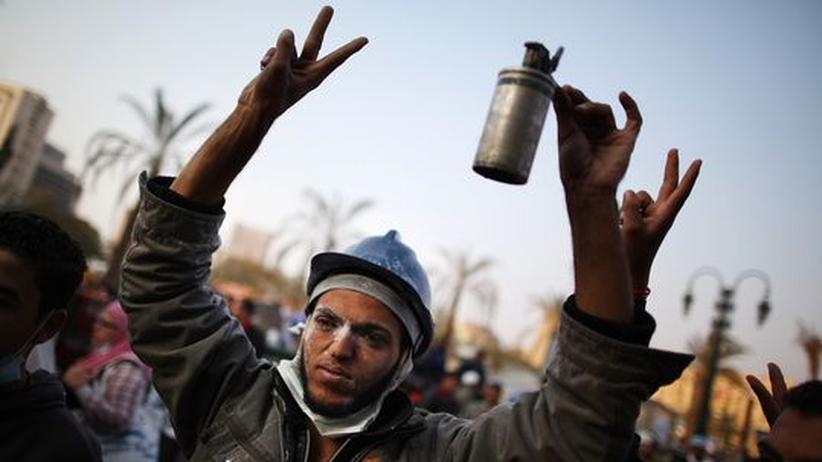 Unruhen: US-Firmen belieferten Ägyptens Militär mit Tränengas