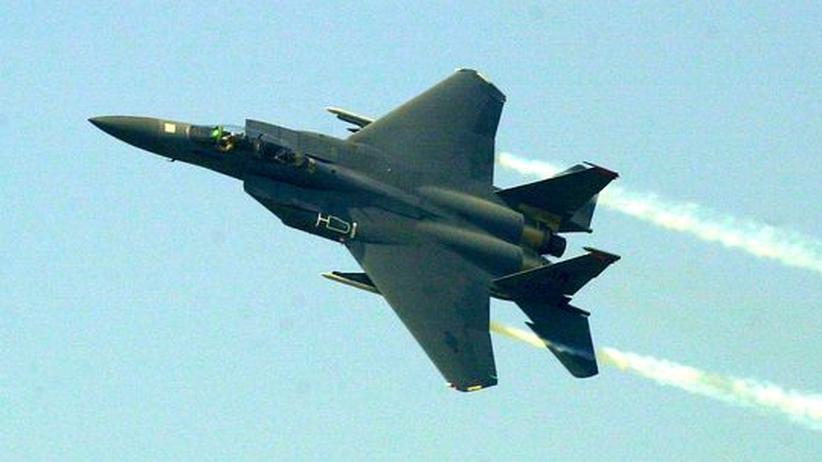 Rüstungsexport: USA liefern Waffen für 30 Milliarden Dollar an Saudi-Arabien