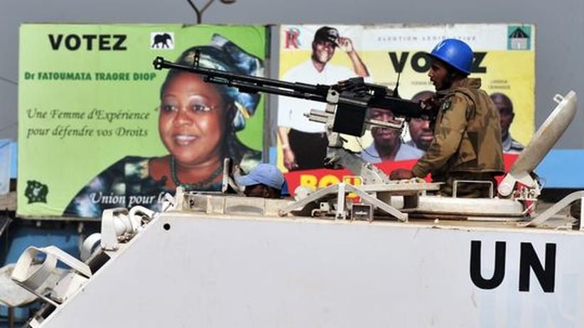 Westafrika: Elfenbeinküste wählt ein neues Parlament