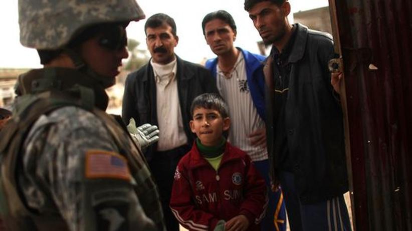 Irak-Einsatz: Die Angst der Kollaborateure