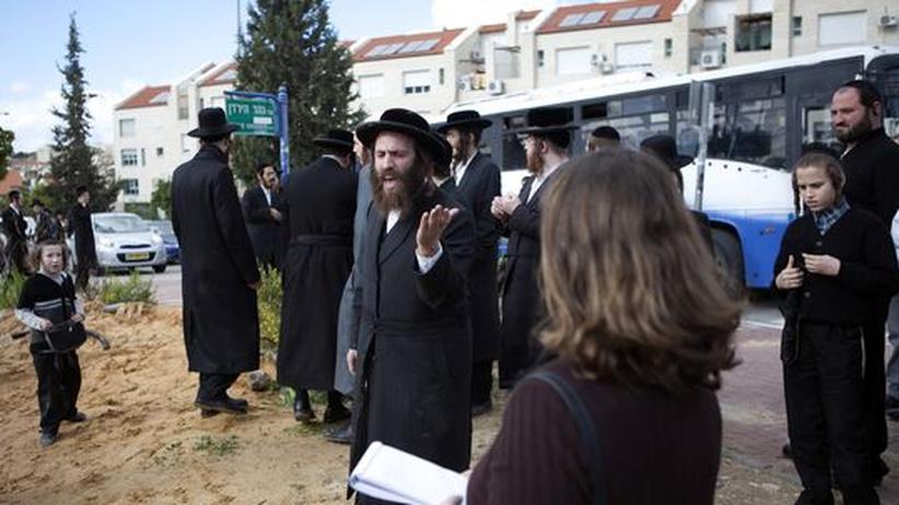 Israel: Ultraorthodoxe zetteln Krawalle an
